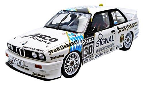 Minichamps 1/18 BMW M3 (E30) ISERT 1991 DTM Norisring # 30 P.L.V. Bayern