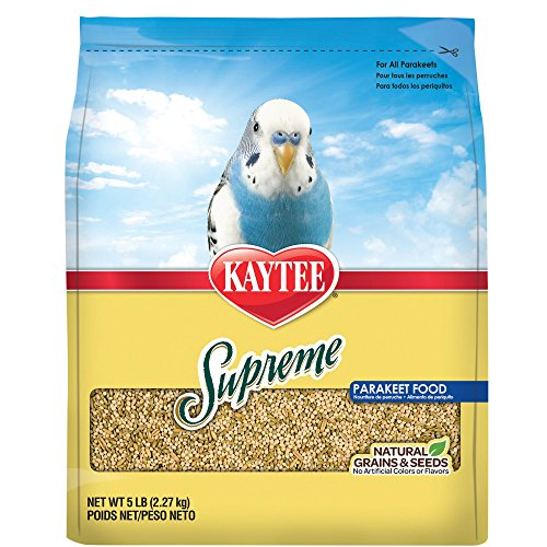 Kaytee Supreme Bird Food for Parakeets