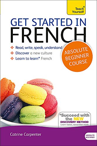(Get Started in French with Audio CD: A Teach Yourself Program)
