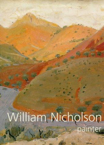 William Nicholson, Painter - Painter William