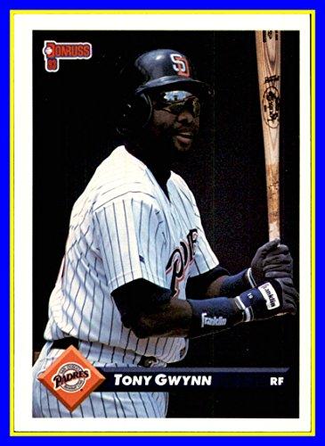 - 1993 Donruss #126 Tony Gwynn RIP HOF SAN DIEGO PADRES