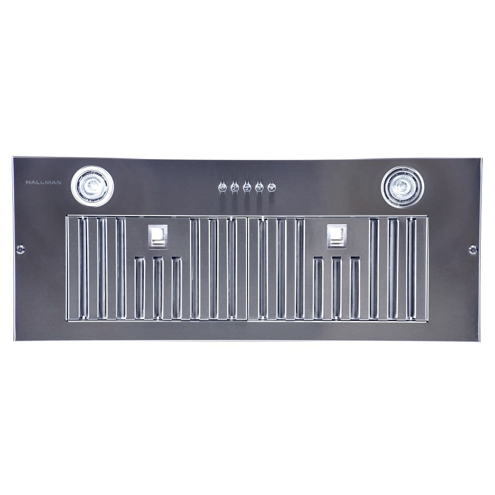 12'' 550 CFM Convertible Wall Mounted Range Hood Size: 30'' H x 12'' W x 11.13'' D