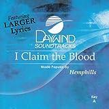 I Claim The Blood [Accompaniment/Performance Track]