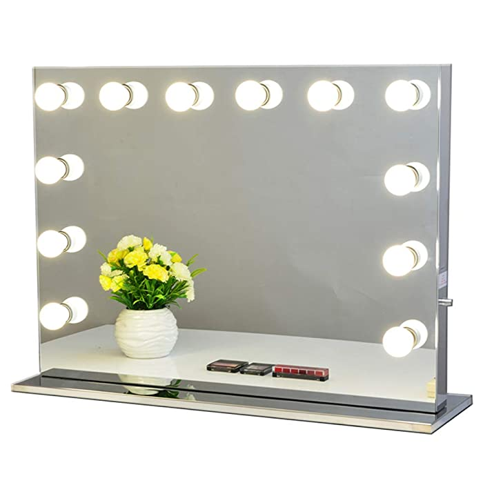 Top 10 Furniture Gold Vanity Dresser With Lights