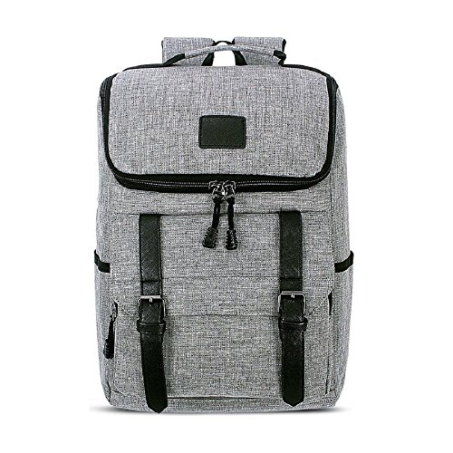 Unisex Professional Slim Business Backpacks Laptop, Feskin Fashion Lightweight Casual Tablet Backpack Daypacks Shoulder Bags for School Students Laptop Macbook Computer - - Sunglasses School
