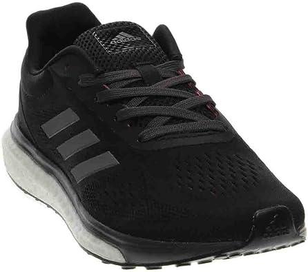 adidas Response IT W BB3424 - Zapatillas de running para mujer, talla 9, color negro, hierro, negro y blanco: Amazon.es: Zapatos y complementos