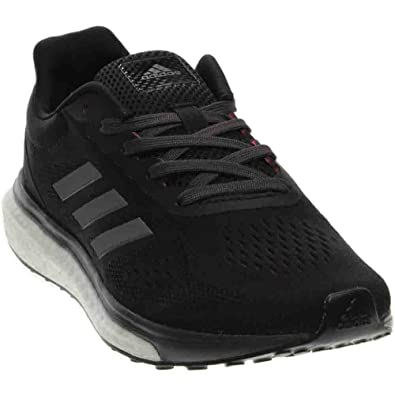 adidas Revenge Boost Women's Running Shoes 9 Black: Amazon