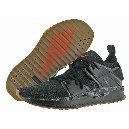 PUMA Fashion Sneaker 12 Tsugi Size Blaze Black Evoknit Men's Shoes Camo rAwqr
