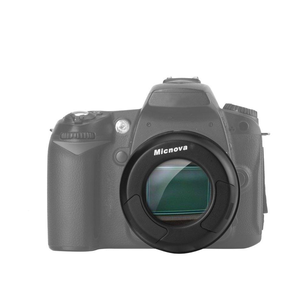 Micnova MQ-7X Camera Sensor Loupe Screen Protector for Canon E0S 7D DSLR Cameras