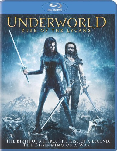 Underworld: Rise of the Lycans [Blu-ray] by Sony Pictures Home Entertainment