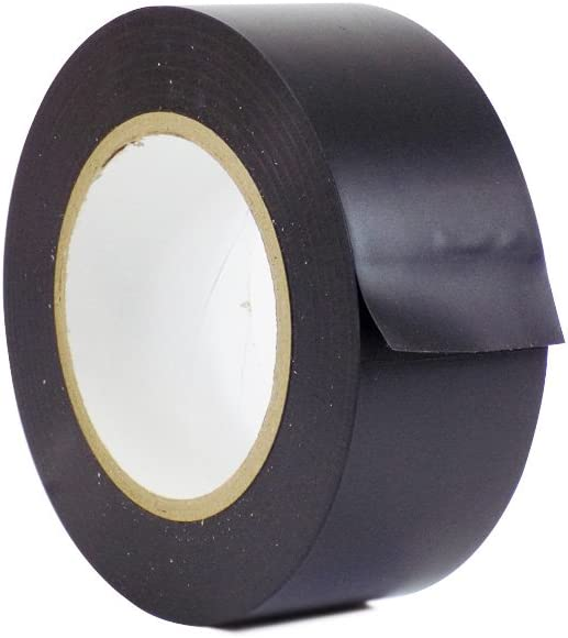 WOD PWT-10C Heavy Duty SPVC Black Pipe Wrap Tape All Weather Corrosion Protection Easy-Wrap Great for Cast and Ductile Iron (Available in Multiple Sizes & Colors): 3 in. wide x 100 feet (10-Mil)
