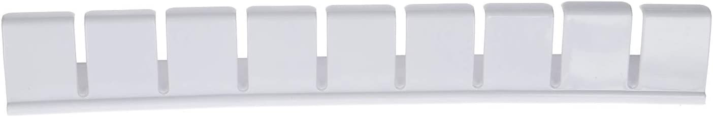 Supporto BOTTIGLIE PER abstellfach BOSCH 00791396 originale per frigorifero perforata