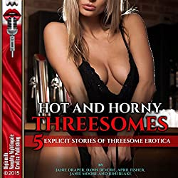 Hot and Horny Threesomes