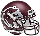 NCAA Mississippi State Bulldogs Maroon Mini Helmet, One Size, White