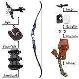 adult starter bow and arrow set - SinoArt 66