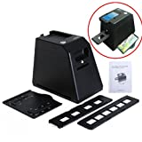 Kingzer Photo Slide Negative Films Scanner 35mm Film Monochrome Slide for iPhone 4/4S/5