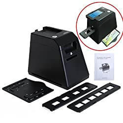 Kingzer Photo Slide Negative Films Scanner 35mm Film Monochrome Slide For Iphone 44s5