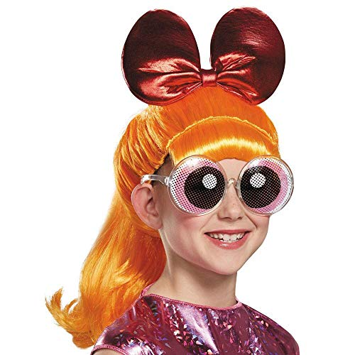 Powerpuff Girls The Blossom Child Wig]()
