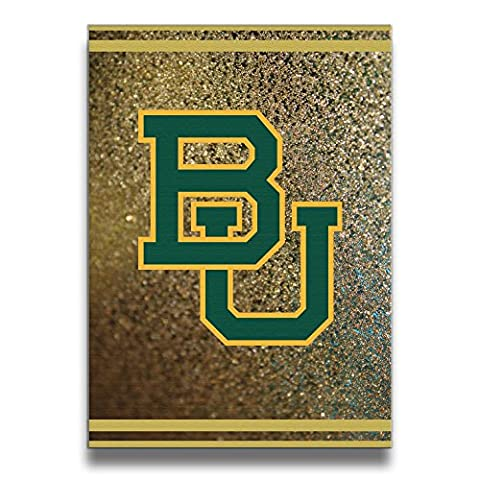 PHOEB Indoor Decorations - Baylor University Frameless Picture Frame For 16x20 Inch Photo - Displays Prints, Posters, Photos, Kids Work In Home, Office, (Evolution 16 Swiss Army Knife)