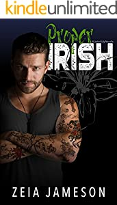 Proper Irish (Jaded Lily Book 1)