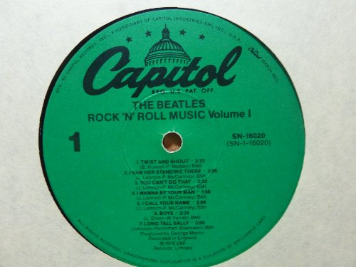 The Beatles - Rock