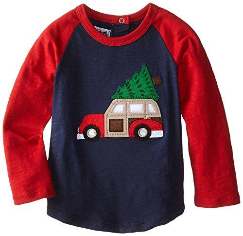Mud Pie Little Christmas T Shirt