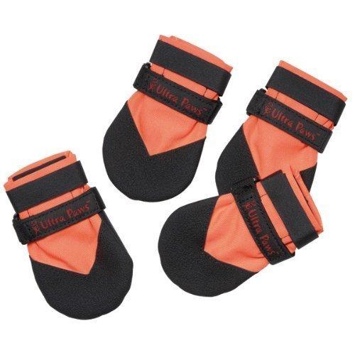 Ultra Paws Rugged Dog Boot, Orange, Small