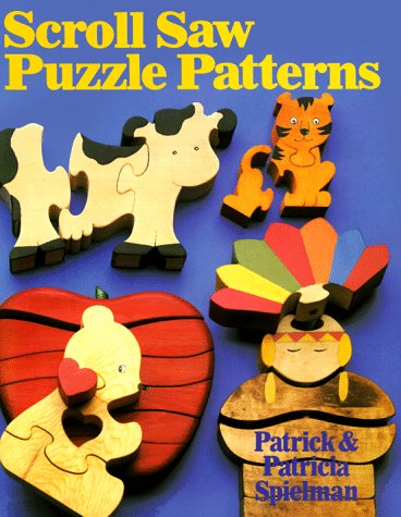 Scroll Puzzle Patterns Patrick Spielman product image