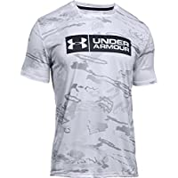 Under Armour Men's Camo Tag Short Sleeve
