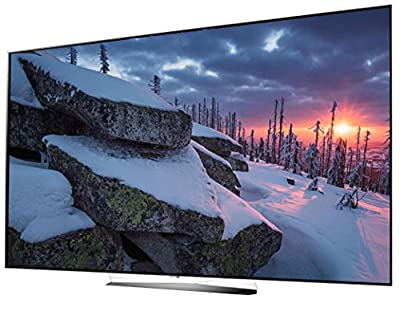 "2017 Model OLED65B7A Series B7 Class 65"" 4K TV + Starter Bundle"