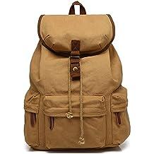 DSLR SLR Camera Bag, Casual Mochila Daypack Mochila Bolso De Escuela Con Funda Impermeable