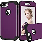 99 cent free shipping - iPhone 7 Plus Case, Jeccy Slim Hybrid Ultra Heavy Duty Three Layer Shockproof Armor Defender Full-Body Protective Case, PC+Silicone Skin Cover for Apple iPhone 7 Plus 5.5 inch (2016)