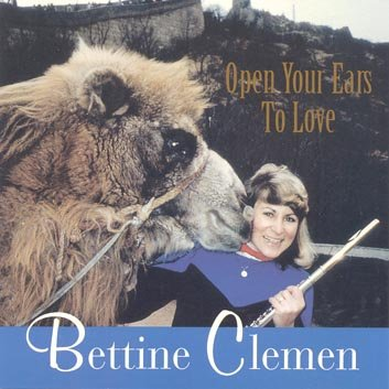 Open Your Ears to Love (Tibetan Camel)