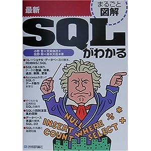 まるごと図解 最新SQLがわかる