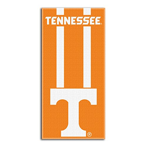 - Northwest NCAA Tennessee Volunteers  Beach Towel,  30 x 60-inch