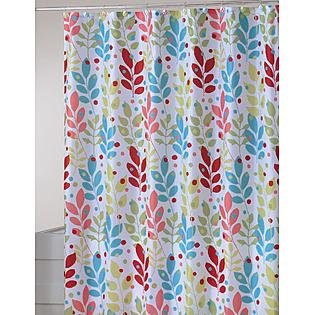 Image Unavailable Not Available For Color Scenic Briar Fabric Shower Curtain By Essential Home
