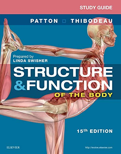 Study Guide for Structure & Function of the Body (Structure And Function Of The Body 15th Edition)