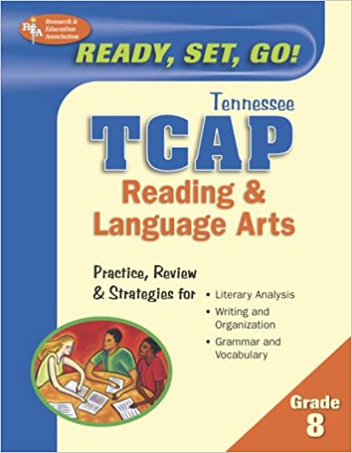 Amazon.com: Ready, Set, Go: Tennessee TCAP Reading & Language Arts ...
