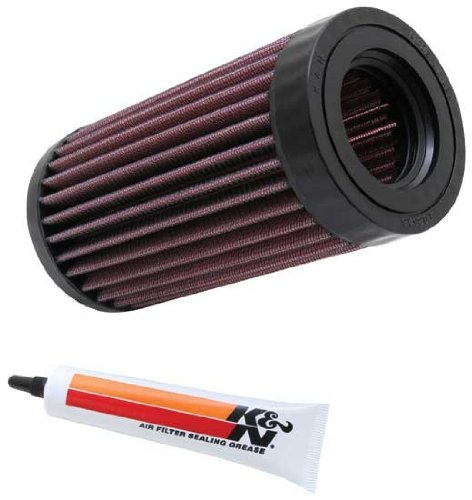 K&N Replacement Air Filter KA-6201 Fits 01-11 Kawasaki KAF620J MULE 3010 TRANS 4x4 ()