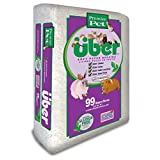 Premier Pet HH0263 Uber Soft Paper Bedding, White, 99L Expanded