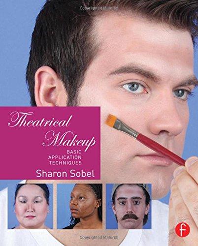 Theatrical Makeup: Basic Application Techniques ()