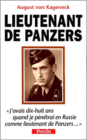 Lire en ligne Lieutenant de Panzers epub, pdf