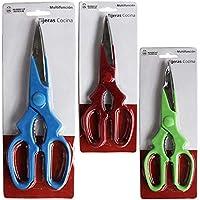 Market Suprem 20600 Tijeras, Metal, Multicolor