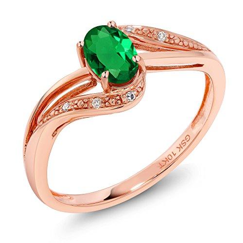 0.44 Ct Emerald Cut Diamond - 1