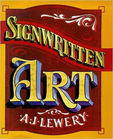 Signwritten Art