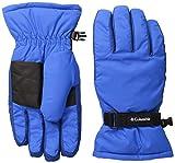 Columbia Y Core Glove, Hyper Blue-Marine Blue, Medium