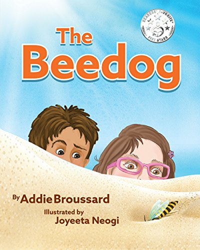 The Beedog: An Insect Discovery in Portugal (Science books for kids)
