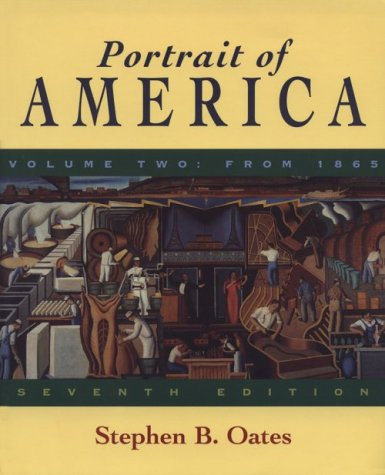 Portrait of America Vol. 2 from 1865 7th ed.