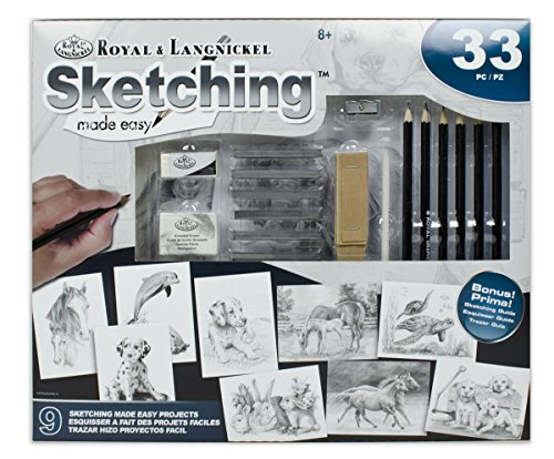 reeves drawing and sketching set - 6