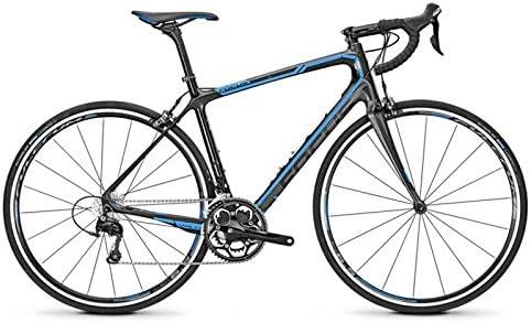 Focus - Bicicleta Izalco Ergoride 2.0 Azul - Talla: S: Amazon.es ...